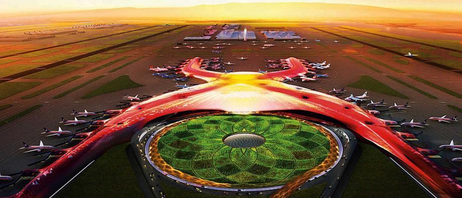 Proyecto del Nuevo Aeropuerto Internacional para la Ciudad de México
